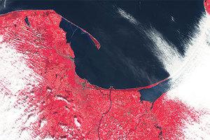 PAK bada potrzeby administracji w zakresie wykorzystania danych satelitarnych <br /> Zatoka Gdańska okiem Sentinela-2
