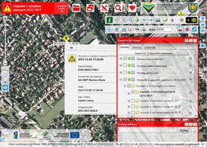 Wypadki z udziałem pieszych w ORSIP - nowe dane