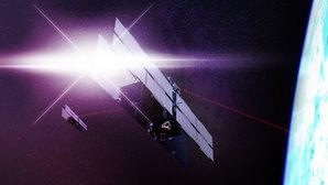 Polsko-fiński satelita radarowy jeszcze w tym roku <br /> Wizualizacja Iceye-X2 (fot. Iceye)