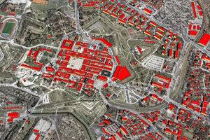 Modele 3D budynków już w Geoportalu