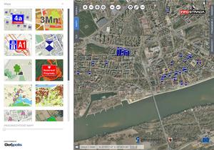Kujawsko-Pomorskie rozbuduje swój geoportal