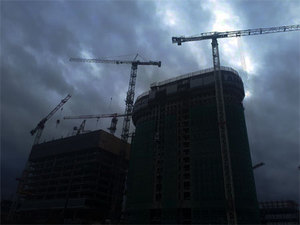 Rentowność sektora budowlanego najniższa od 5 lat <br /> fot. JK