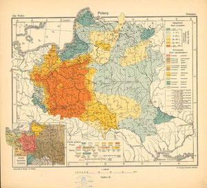 """Mapa i atlas na krajowej liście UNESCO <br /> Tablica z """"Geograficzno-statystycznego atlasu Polski"""""""