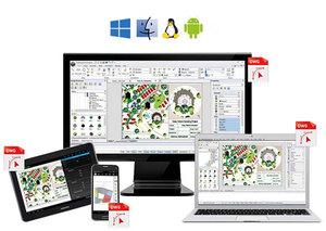Narzędzia GeoX dostępne również w ARES CAD 2018