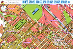 SZOPP ułatwi publikowanie planów zagospodarowania przestrzennego <br /> Geoportal planistyczny UM w Gliwicach