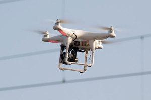 Drony skrócą czas przerw w dostawach energii