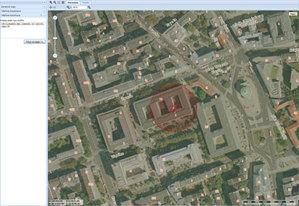 Brak chętnych do rozwoju UMM oraz Modułu SDI <br /> Okno Uniwersalnego Modułu Mapowego