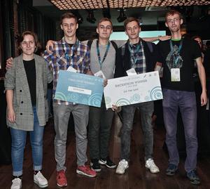 Znamy zwycięzców #Map_IT! Mapping Hackathonu