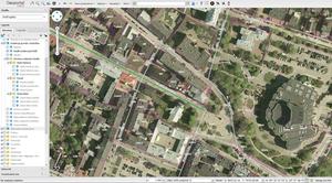 Kielce zamawiają dane na potrzeby MSIP <br /> Geoportal Kielce
