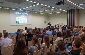 Konferencja GIS Olsztyn za nami