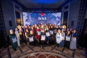 Prezes MGGP SA wśród 100 Kobiet Biznesu 2018