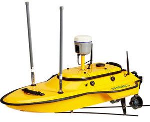 CHC prezentuje pływającego drona