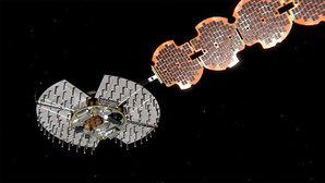 Ruszają prace nad kolejną generacją GPS <br /> Wizualizacja satelity NTS-3