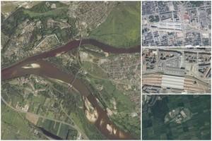 Duża aktualizacja zdjęć lotniczych w Geoportalu
