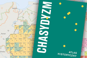 Historyczny atlas chasydyzmu już po polsku