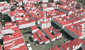 3D Tiles standardem OGC <br /> Geoportal 3D Poznania działający w technologii Cesium