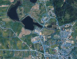 Tanie oferty w przetargu na modernizację sejneńskiego PZGiK <br /> fot. Geoportal.gov.pl