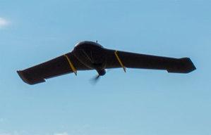 Dron senseFly bije rekordy lotów w mieście