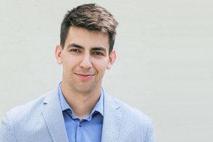 Doktorant z WAT ze Stypendium Fulbrighta <br /> Fot. ze zbiorów Jakuba Wabińskiego