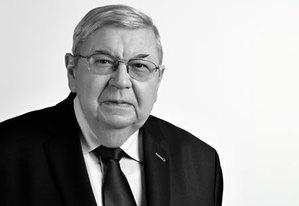 Zapowiedź mszy w rocznicę śmierci prof. Barlika <br /> fot. Stanisław Nazalewicz
