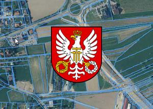 Powiat wielicki tworzy i modernizuje bazy danych <br /> fot. Geoportal.gov.pl