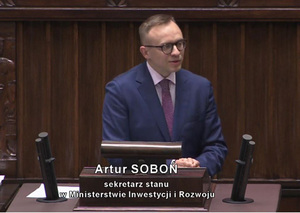 Nowelizacja ustawy o KZN w Sejmie <br /> fot. Sejm RP