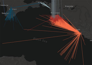 Niepokojący raport o rosyjskim zakłócaniu GPS