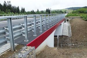 Krakowski oddział GDDKiA zleca pomiary obiektów mostowych <br /> Most w Tyliczu (fot. GDDKiA)