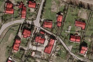 Powiat wadowicki znów szuka chętnych do weryfikacji EGiB w dwóch gminach <br /> fot. geoportal powiatu wadowickiego