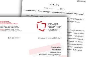 Nowelizacja Pgik: ZPP krytycznie o terminach weryfikacji i karach za ich niedotrzymanie