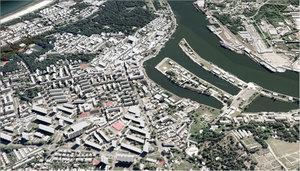 Modele 3D zabudowy już dla całej Polski