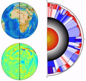 Satelity pomagają zajrzeć do wnętrza Ziemi