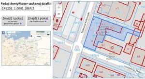 GUGiK udoskonala usługę lokalizacji działek