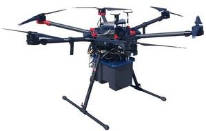 Optech prezentuje LiDAR dla drona