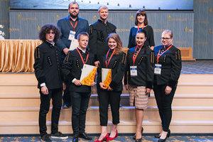 Kolejny sukces polskich studentów w Sankt Petersburgu <br /> Fot. Maciej Bernaś