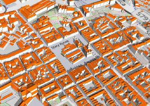 Poznań wyróżniony za model 3D