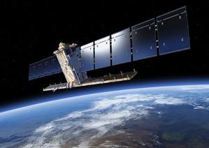 Już 4 na 5 powodzi w Europie monitorowanych jest za pomocą satelitów <br /> fot. ESA (Sentinel-1)