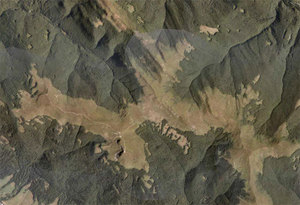 Ortofotomapa Podkarpacia w Geoportalu