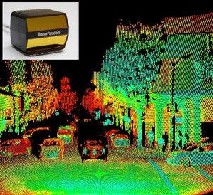 Cheetah: nowa jakość skanerów dla pojazdów autonomicznych