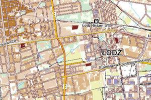 GUGiK zleca aktualizację BDOT10k w kolejnych powiatach <br /> fot. Geoportal.gov.pl
