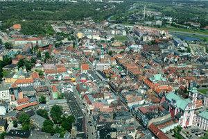 Międzynarodowa konferencja GIS-owa zawita do Poznania <br /> fot. Wikipedia/Monika Mężyńska