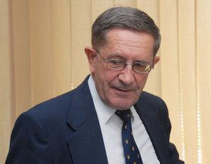 Prof. Jan Kryński członkiem honorowym IUGG <br /> fot. z archiwum Geoforum.pl