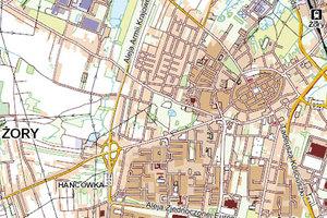 Brak chętnych na aktualizację BDOT10k w 17 powiatach <br /> Fot. Geoportal.gov.pl