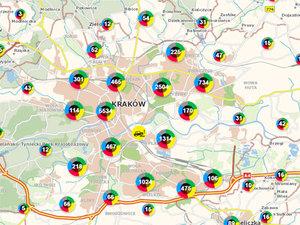 Zaproszenie na konferencję o kartografii przestępczości <br /> fot. Krajowa Mapa Zagrożeń Bezpieczeństwa