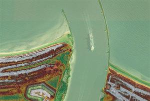 Zachodnie wybrzeże znów zostanie zeskanowane <br /> fot. Geoportal.gov.pl