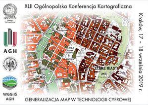 Znamy program Ogólnopolskiej Konferencji Kartograficznej