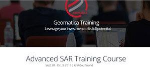 Kurs przetwarzania i analizy obrazów radarowych SAR