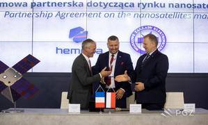Polska Grupa Zbrojeniowa rozwija kompetencje w zakresie nanosatelitów