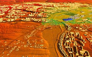 Lublin: ruszyła budowa aktualnego modelu 3D