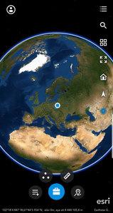 Esri udostępnia mobilną przeglądarkę danych GIS